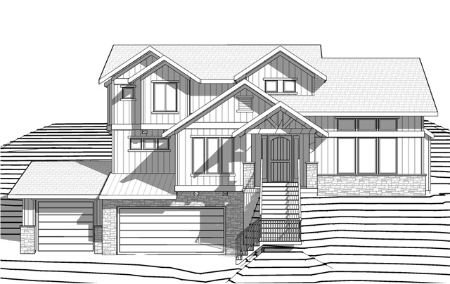 Featured floor plan maple ridge ironwood custom builders for Flooring maple ridge