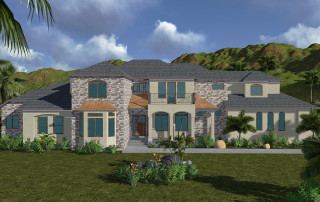 Featured floor plan: the Alessandria