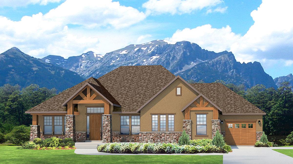 Casper ironwood custom builders for Ironwood homes